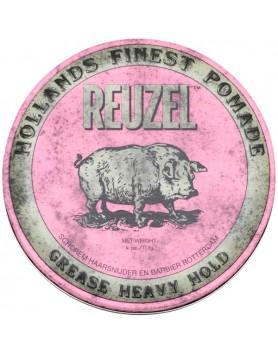 Reuzel Pink Pomade Grease Heavy Hold